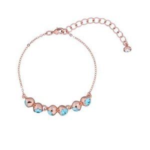 Ted Baker RG Plated/Swarovski Crystal Bracelet
